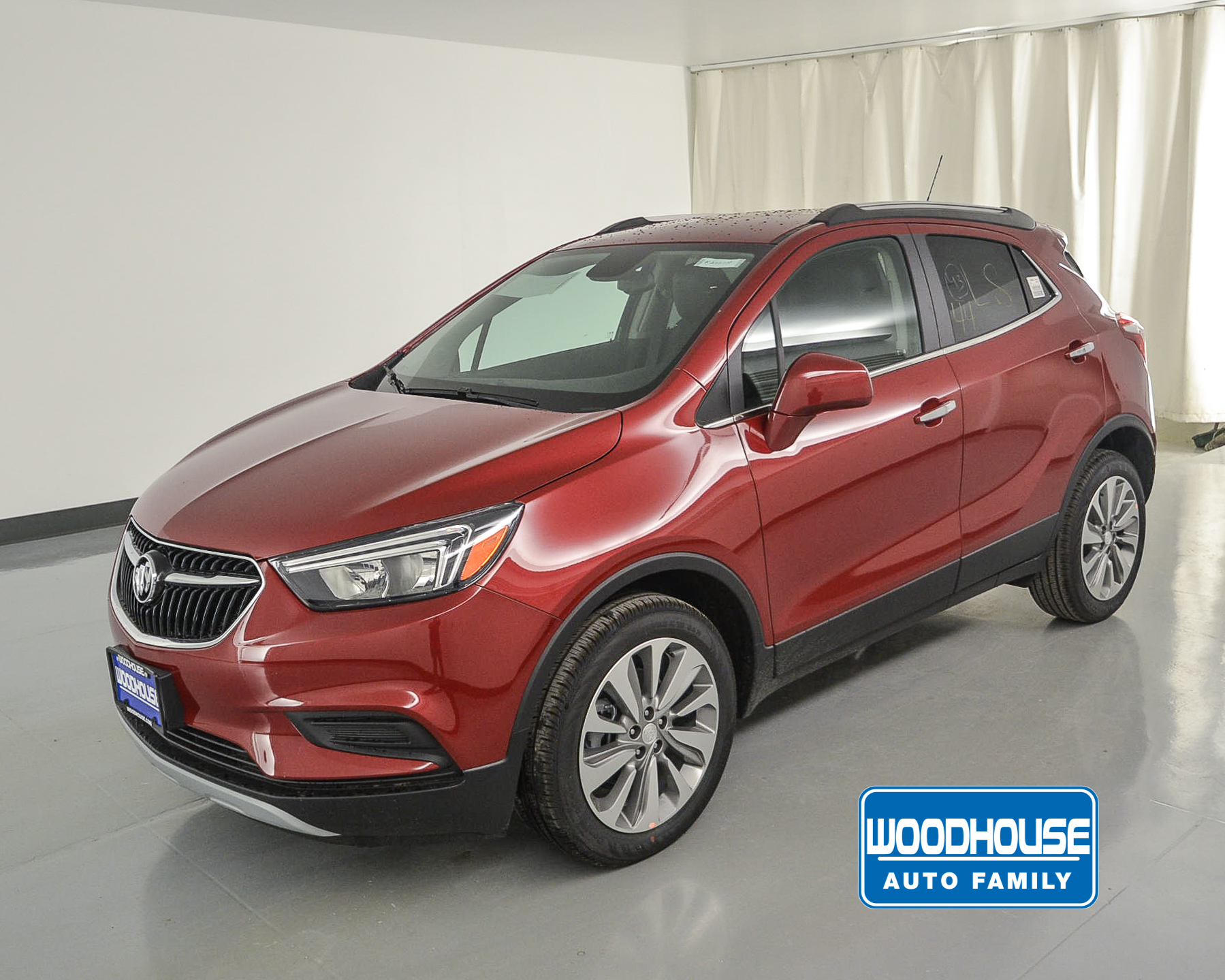Red Buick Encore >> Woodhouse New 2020 Buick Encore For Sale Chevy Buick