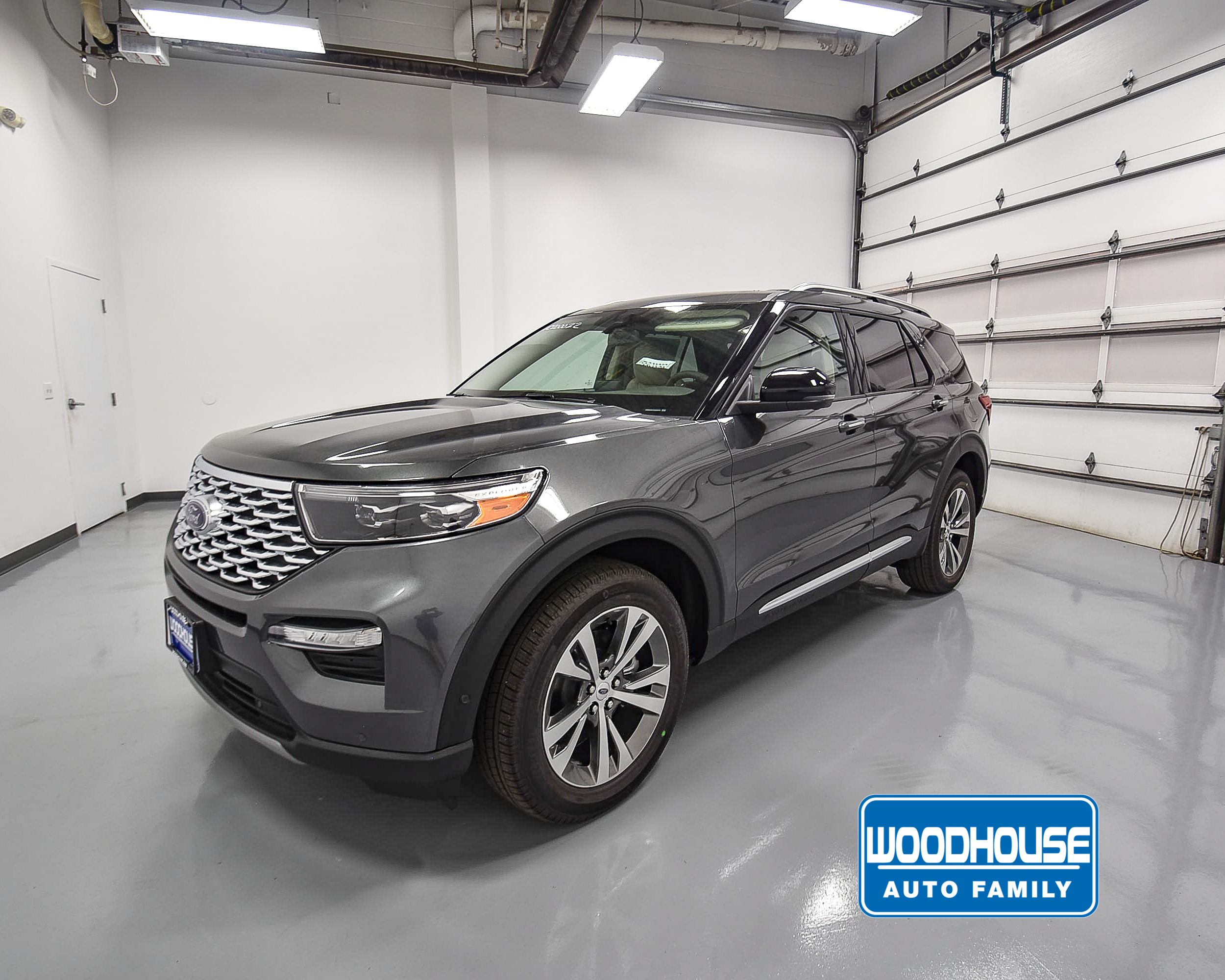 Woodhouse New 2020 Ford Explorer For Sale Ford Omaha