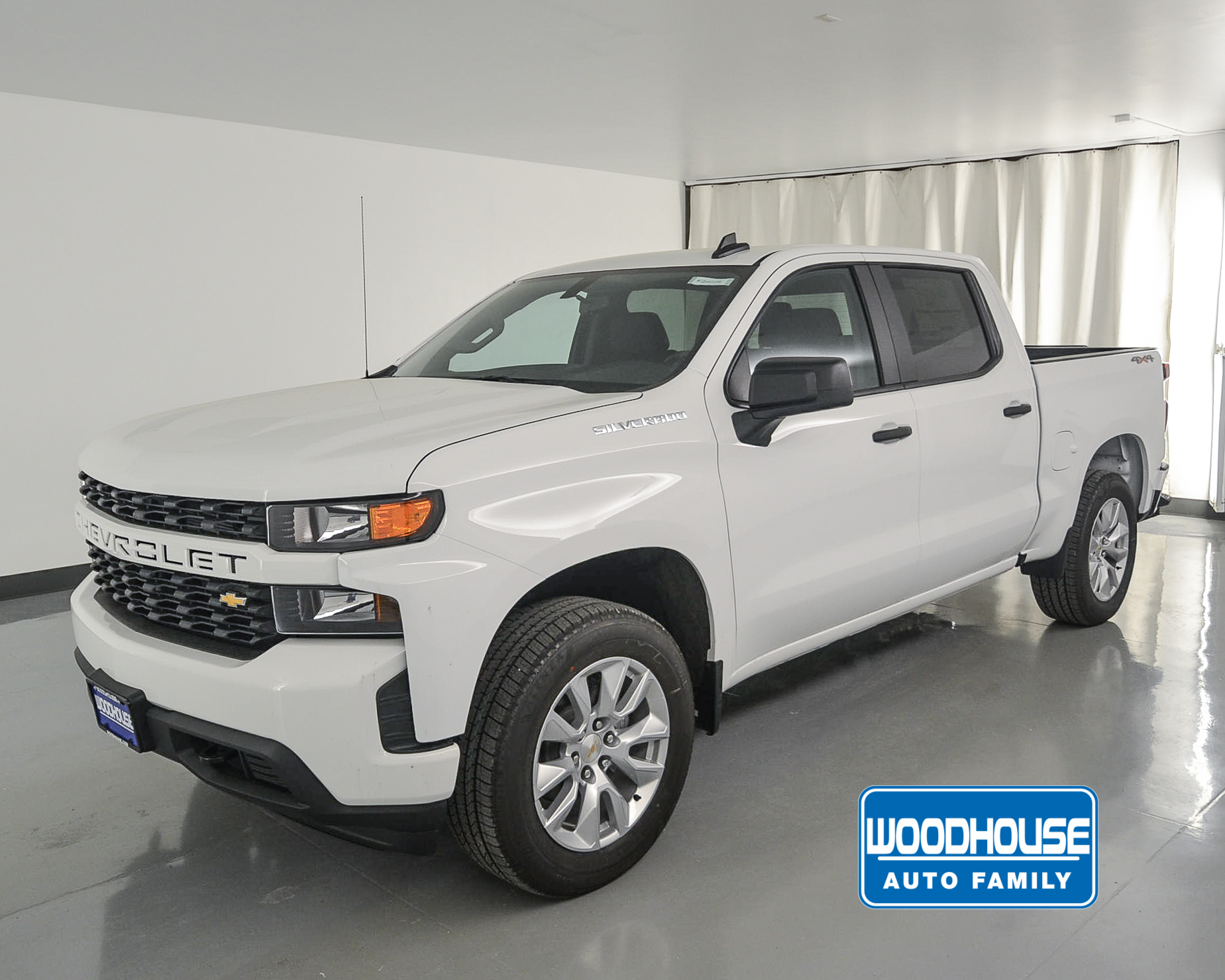 Woodhouse New 2020 Chevrolet Silverado 1500 For Sale Chevy Buick