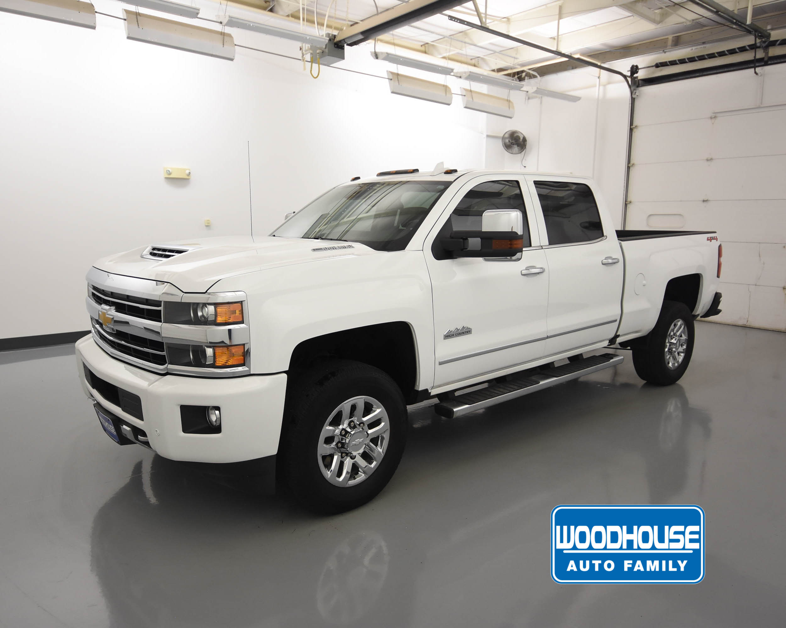 Woodhouse Used 2018 Chevrolet Silverado 3500 For Sale Ford Blair