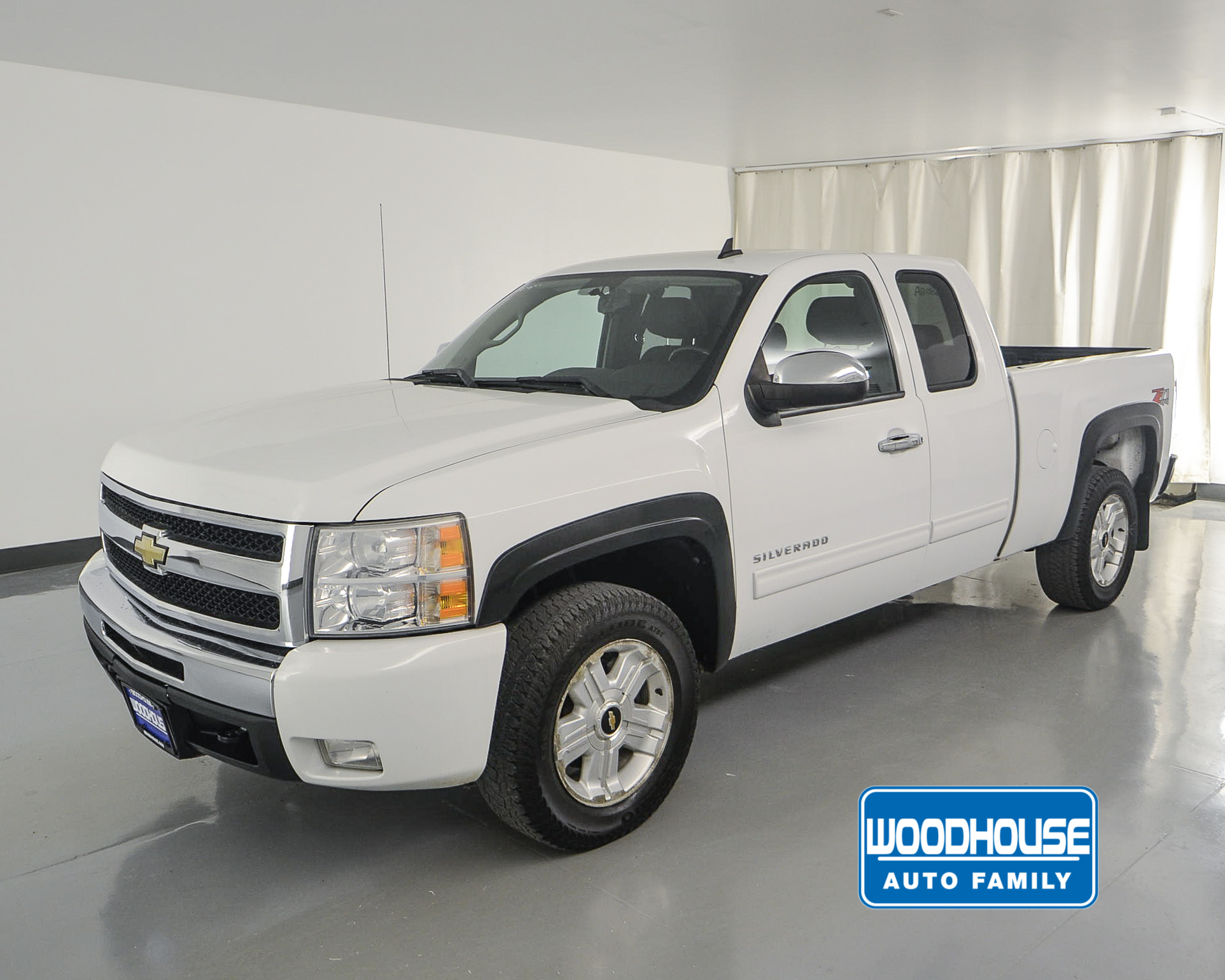 Woodhouse Used 2010 Chevrolet Silverado 1500 For Sale Chevy Buick