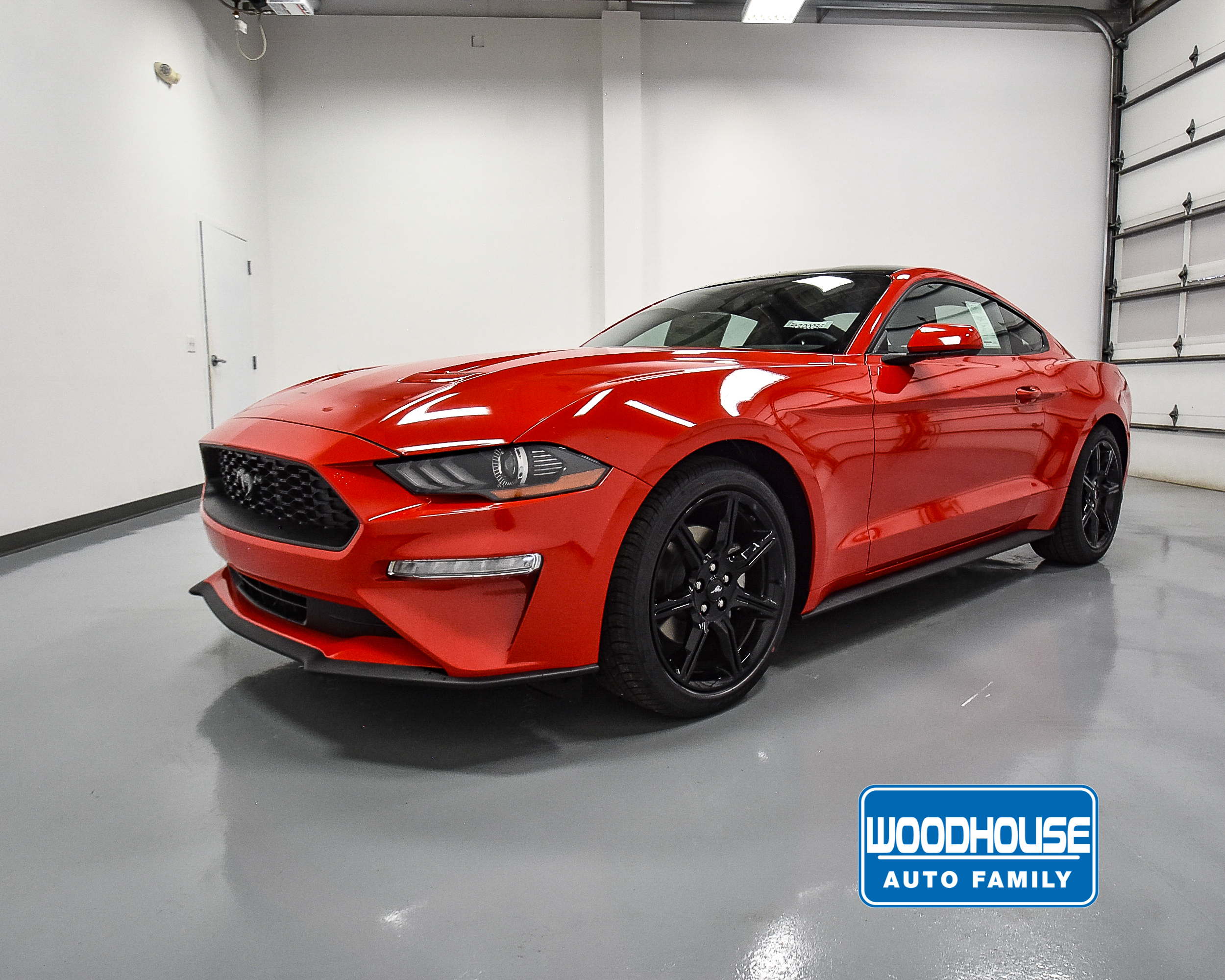 Performance Ford Omaha >> Woodhouse New 2020 Ford Mustang For Sale Ford Omaha