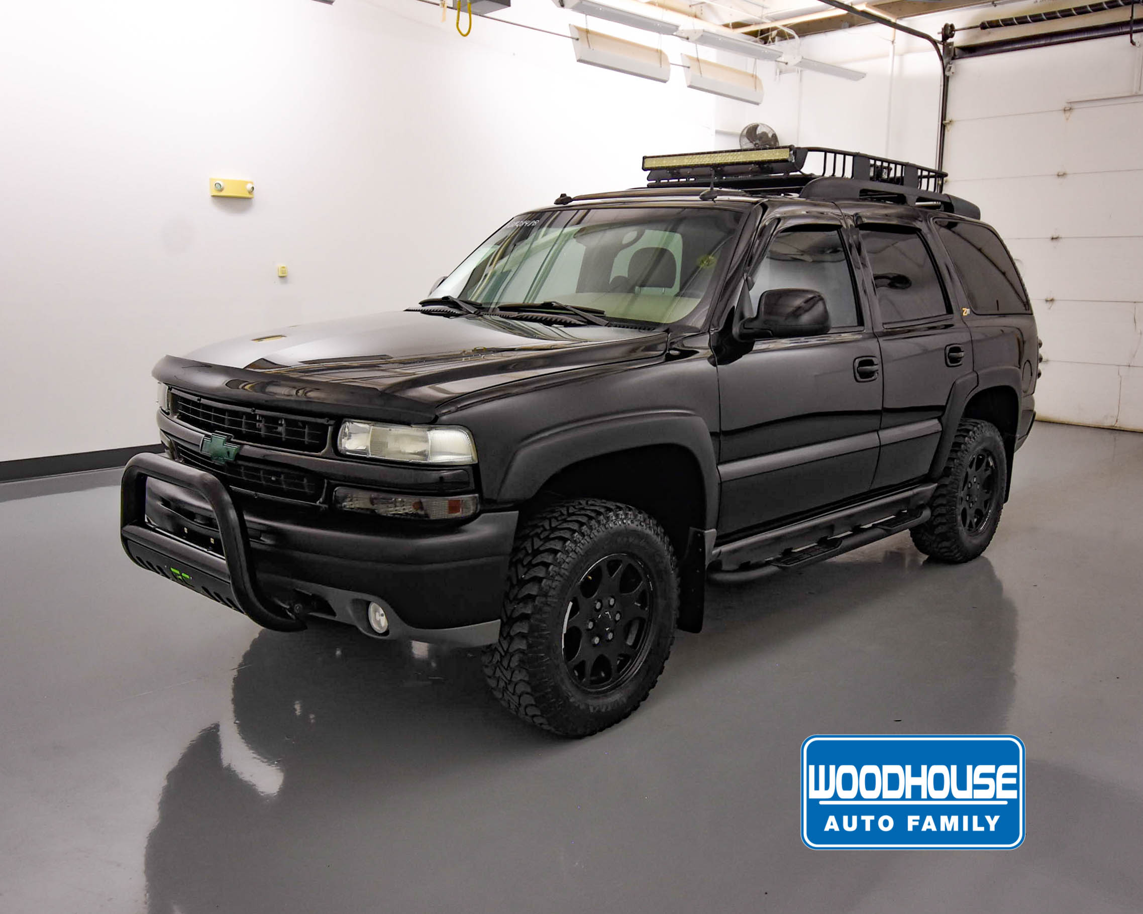 Woodhouse Used 2003 Chevrolet Tahoe For Sale Chrysler Dodge Jeep