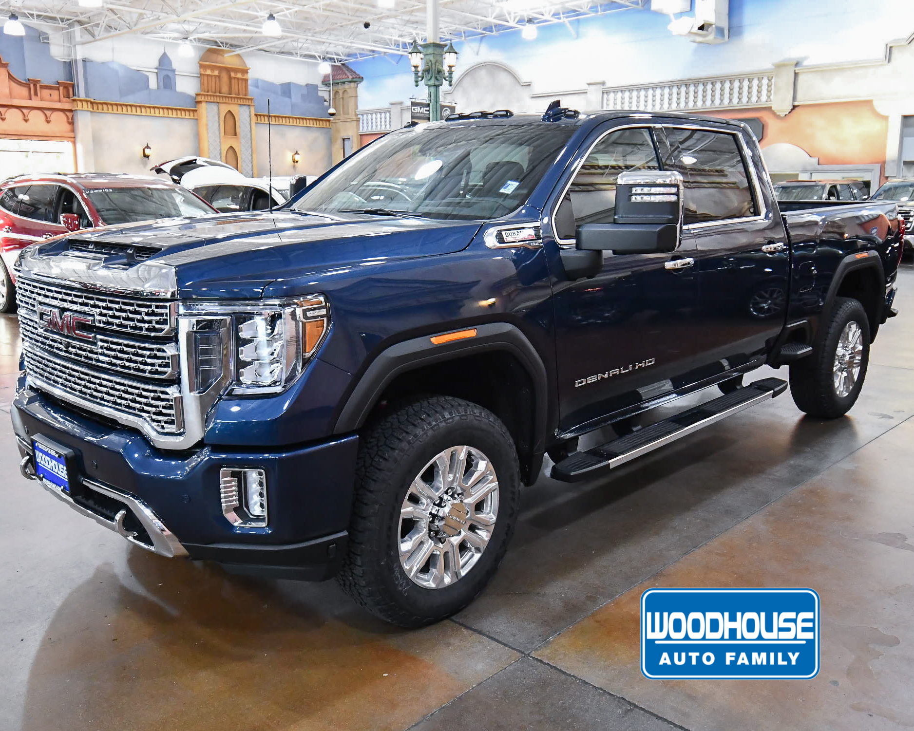Woodhouse New 2020 Gmc Sierra 2500 For Sale Buick Gmc