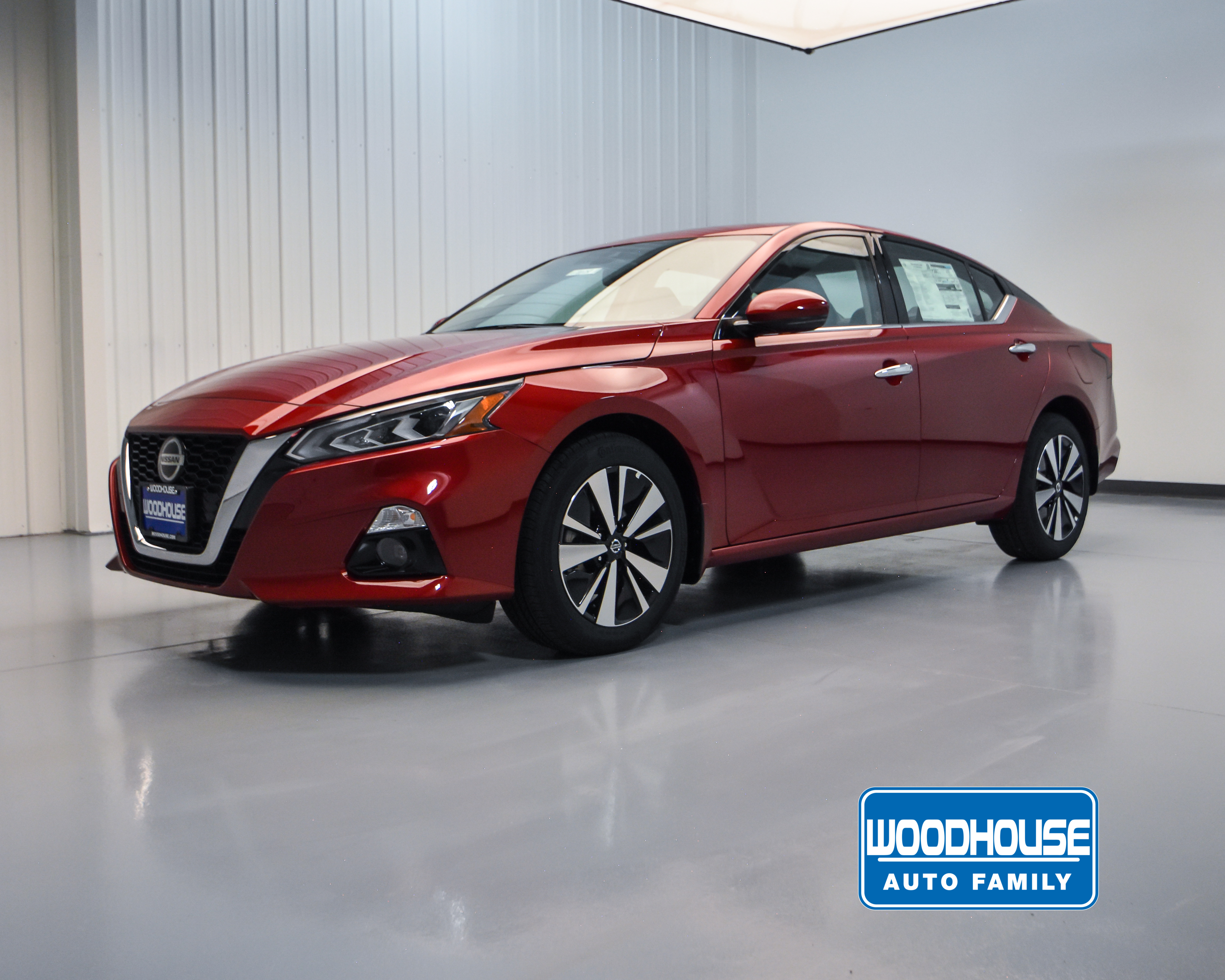 Woodhouse New 2020 Nissan Altima For Sale Nissan Bellevue