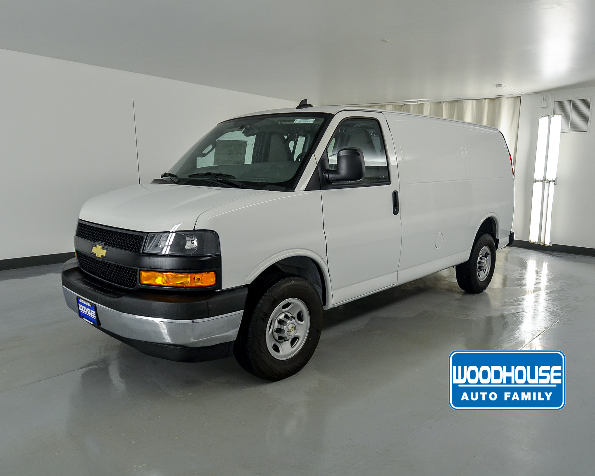Woodhouse  New 8 Chevrolet Express Cargo Van For Sale  Chevy