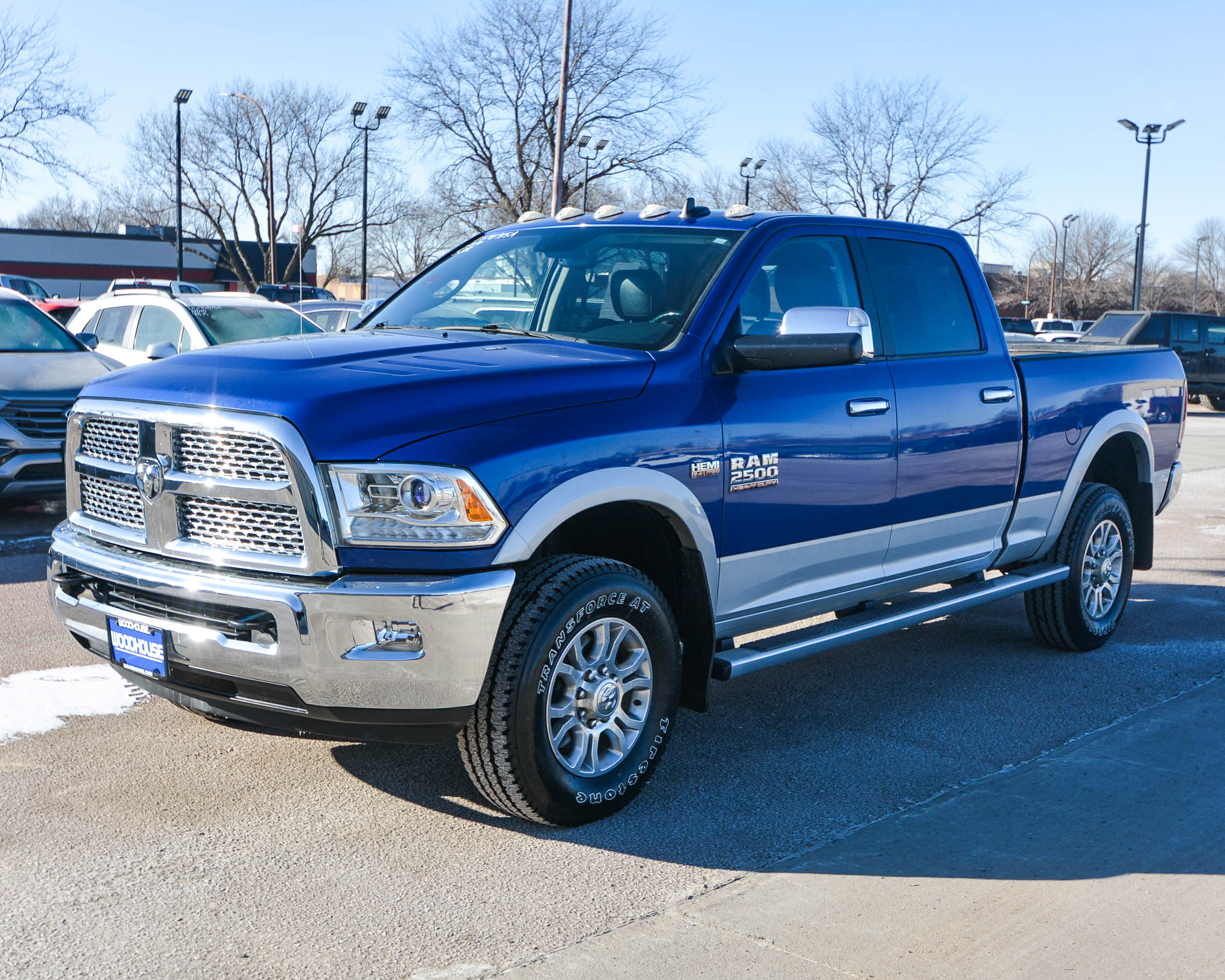 Woodhouse Used 2014 Ram 2500 For Sale Chrysler Dodge Jeep Ram Fiat