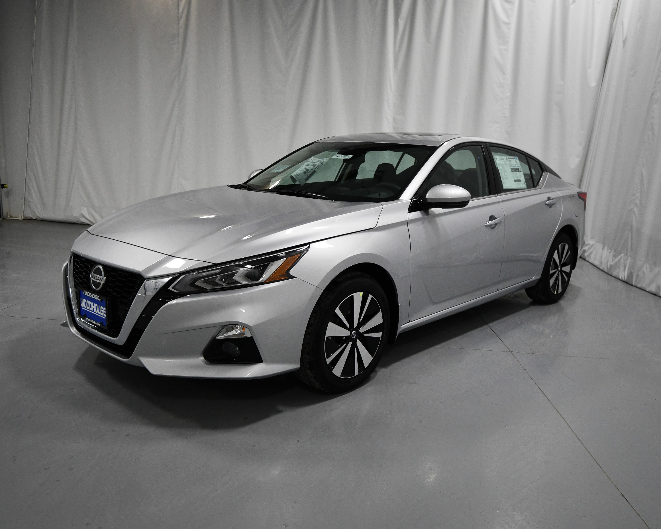 Woodhouse New 2020 Nissan Altima For Sale Nissan Woodhouse Place