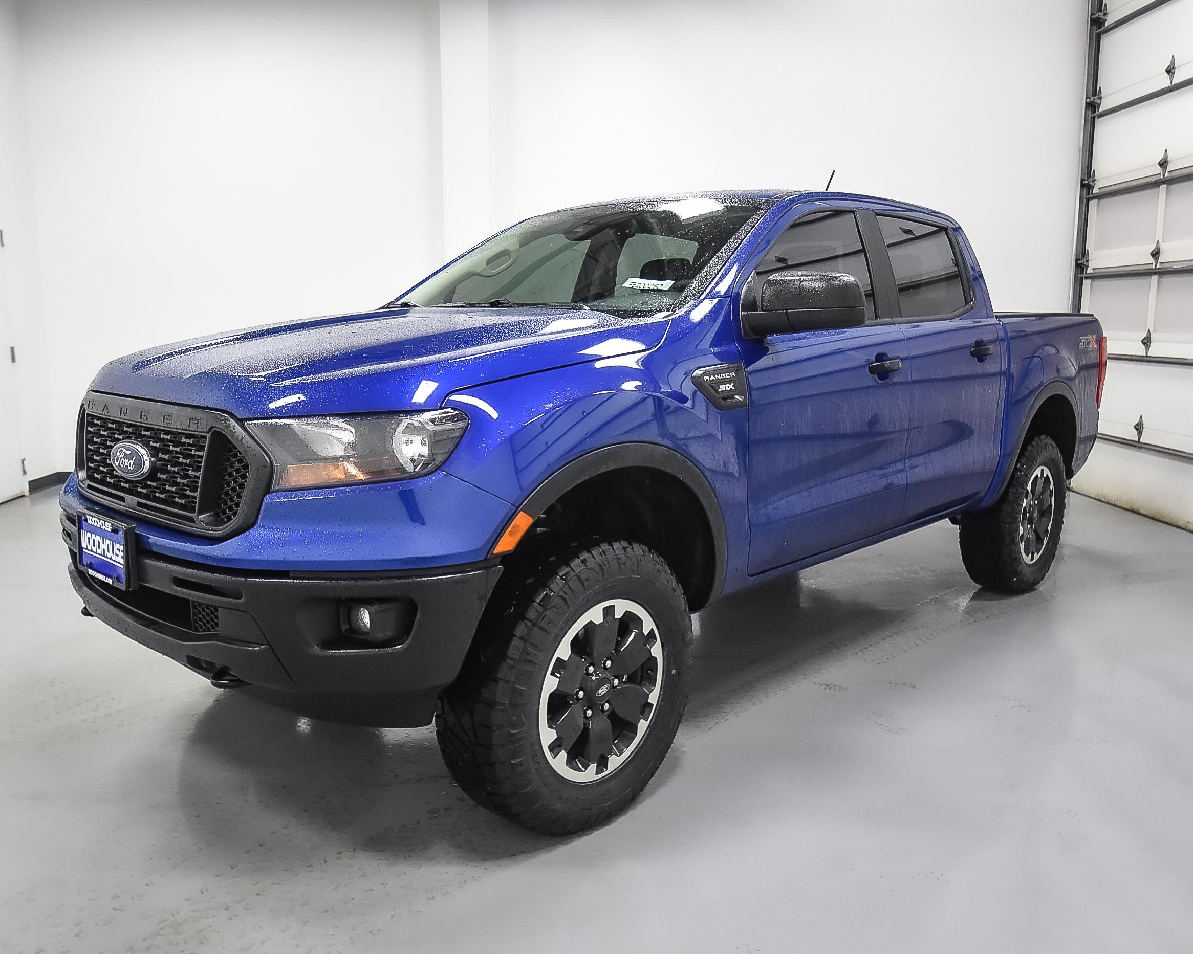 2020 Ford Ranger Specs