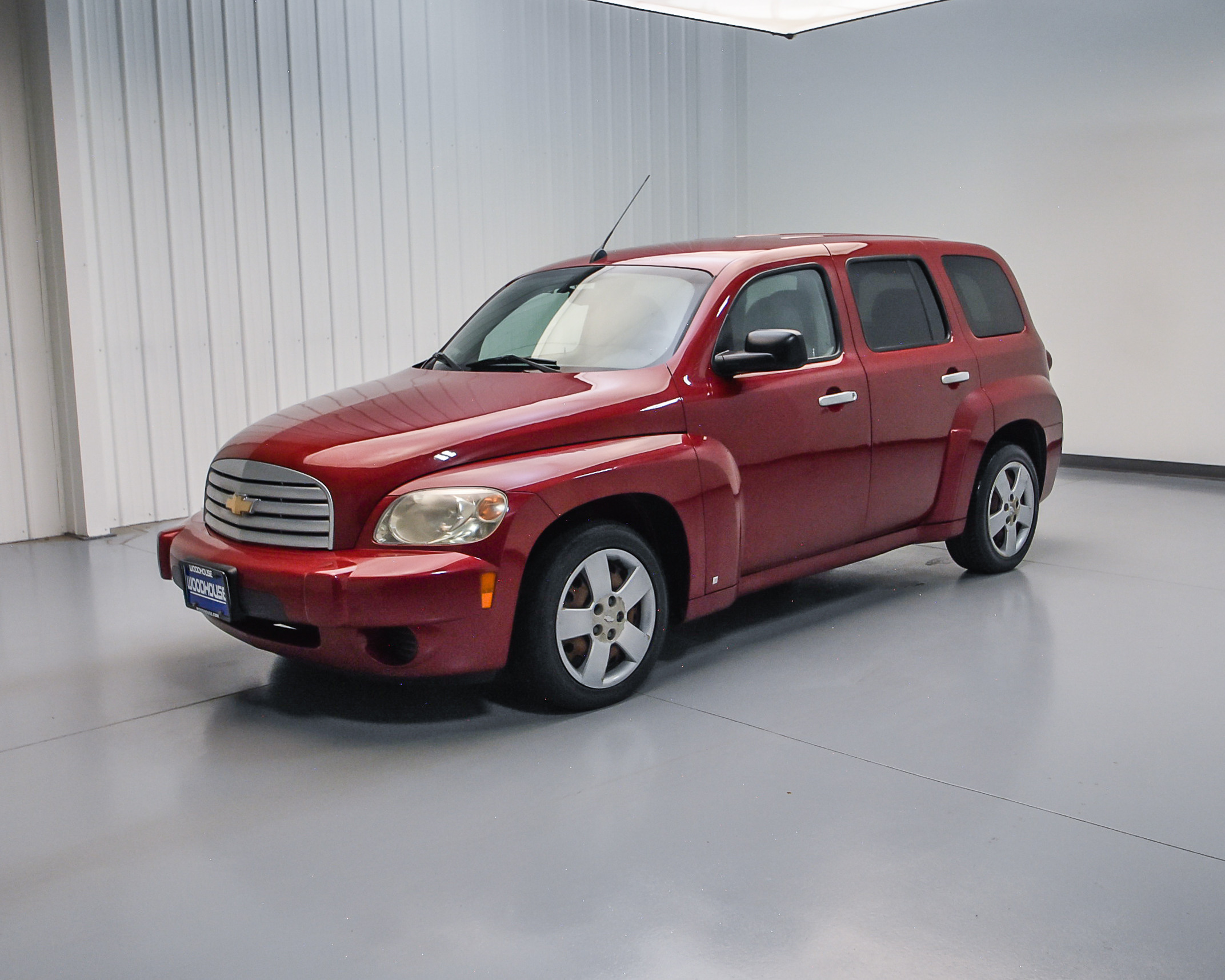 Woodhouse Used 2007 Chevrolet Hhr For Sale Auction Bellevue