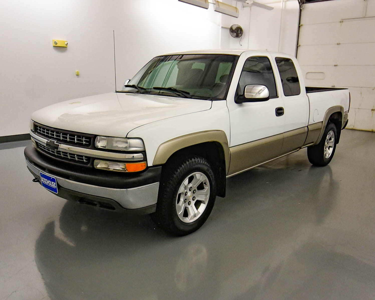 Woodhouse Used 2001 Chevrolet Silverado 1500 For Sale Chrysler