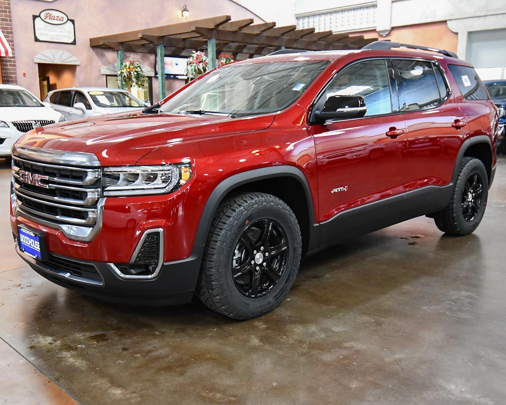 Woodhouse New 2021 Gmc Acadia For Sale Buick Gmc Omaha