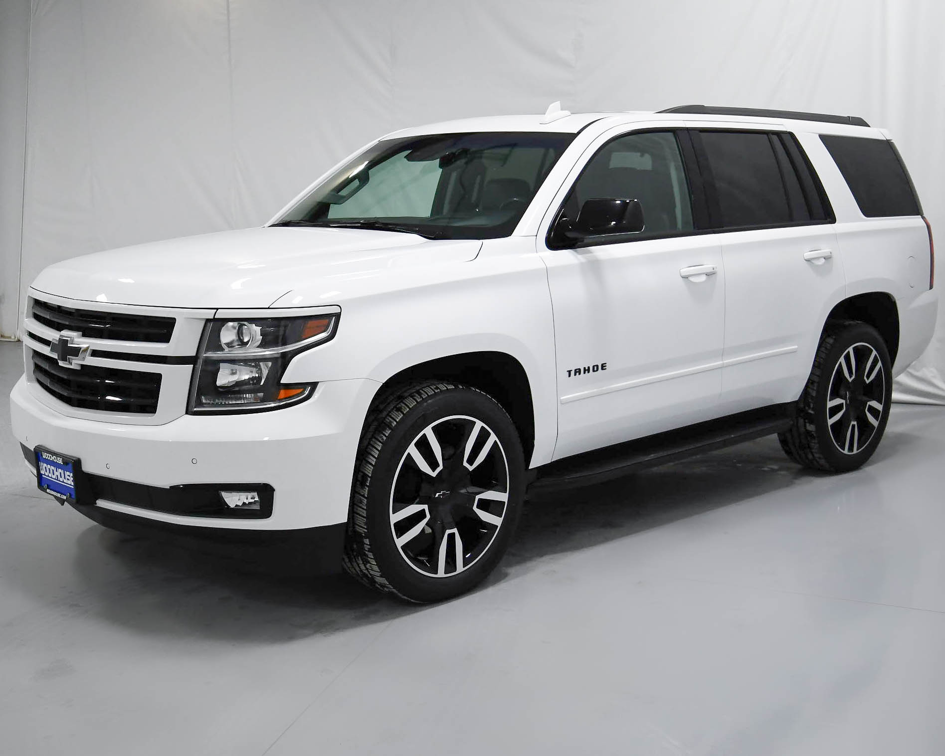 Woodhouse Used 2018 Chevrolet Tahoe For Sale Lincoln Woodhouse