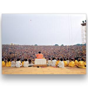 Swami Satchidananda Postcard
