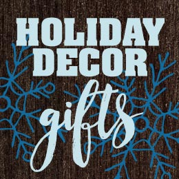 Holiday Projects & Outdoor Decorations