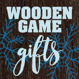 Best Wooden Game Gifts