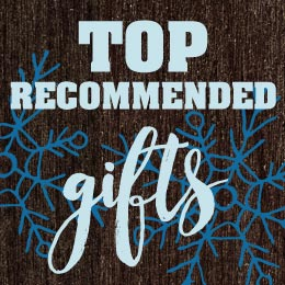 WOOD Recommended Gift List