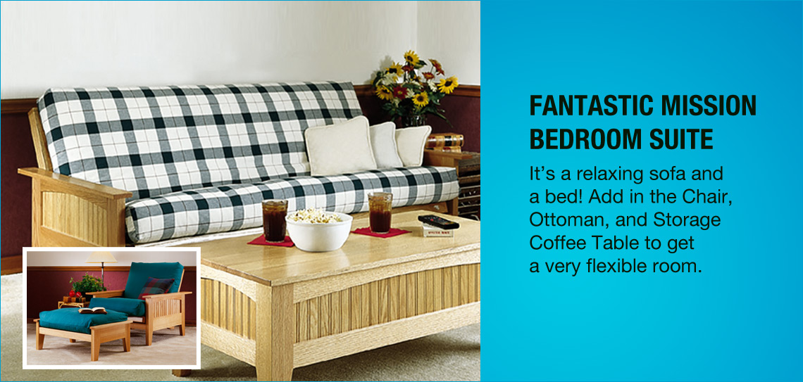 Fantastic Futon Bundle