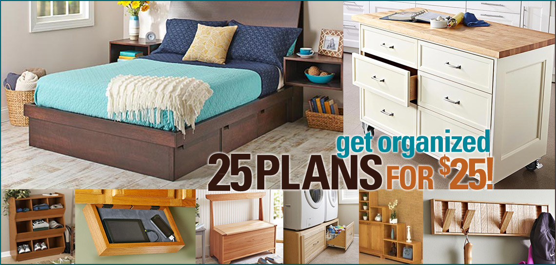 25 for 25 Storage Plans
