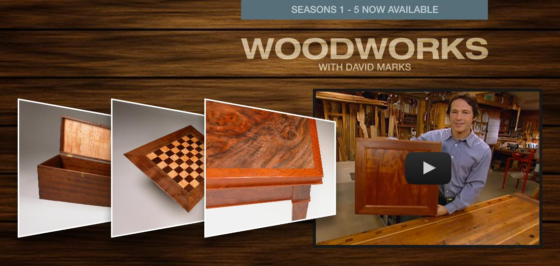 Woodworks with David Marks