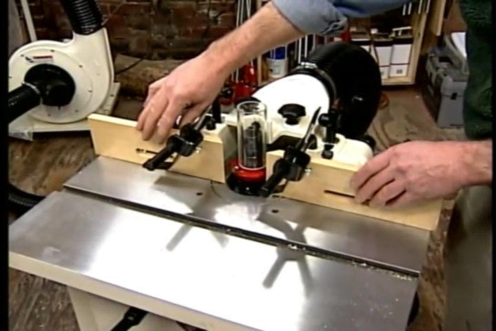 Using a Shaper Woodworking Plan, Tool Videos
