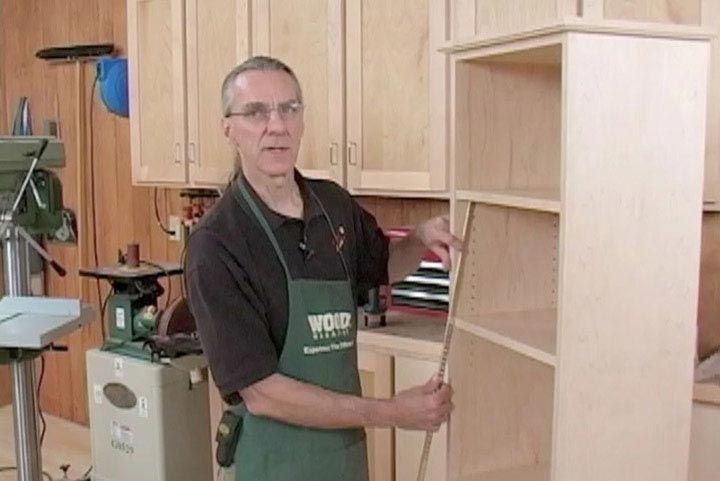 WOOD magazine's Cabinet Collection Woodworking Plan, Project Videos