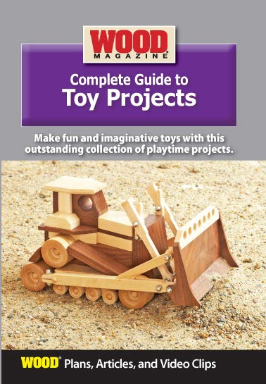 Complete Guide to Toy Projects