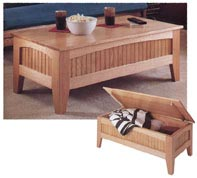Futon Table Woodworking Plan, Furniture Seating Furniture Beds & Bedroom Sets