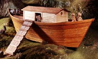 Noah's Ark Woodworking Plan, Toys & Kids Furniture