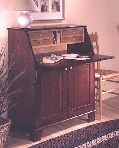 Drop-Front Writing Desk