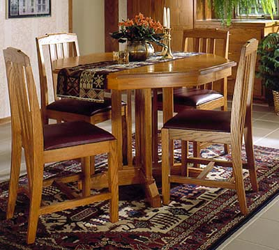 Arts and Crafts Table Woodworking Plan, Furniture Tables