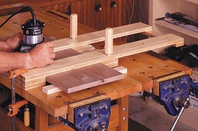 Right-On Dado Jig Woodworking Plan, Workshop & Jigs Jigs & Fixtures