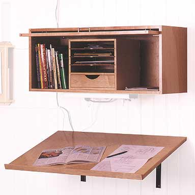 Reference Center Woodworking Plan, Workshop & Jigs Shop Cabinets, Storage, & Organizers