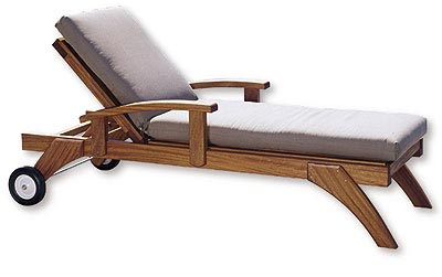 Lazy-Days Chaise Chair Woodworking Plan, Outdoor Outdoor Furniture
