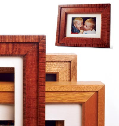 Frames of Endearment Woodworking Plan, Gifts & Decorations Picture Frames
