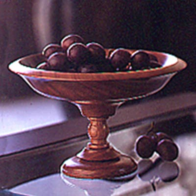 Well-Composed Compote Woodworking Plan, Gifts & Decorations Kitchen Accessories