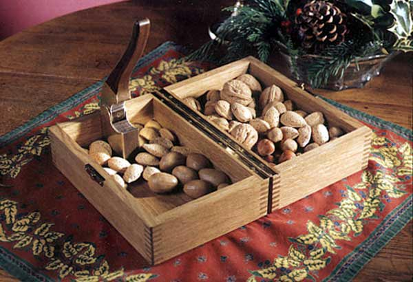 Nutcracker and box Woodworking Plan, Holidays