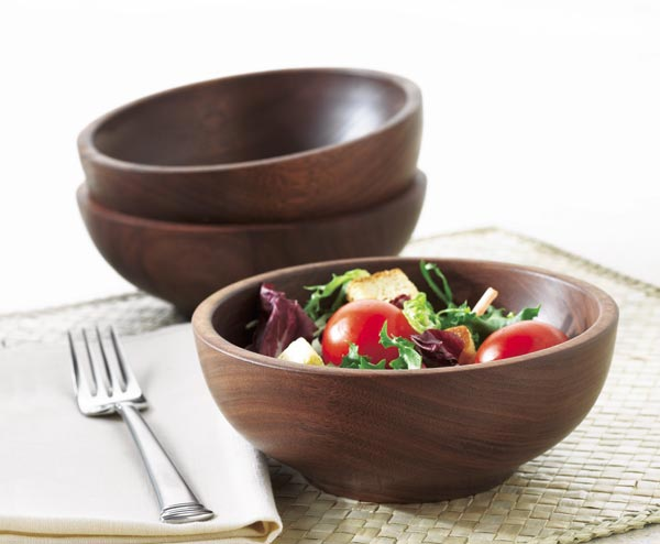 Salad Bowls Woodworking Plan, Turning Projects Gifts & Decorations Kitchen Accessories