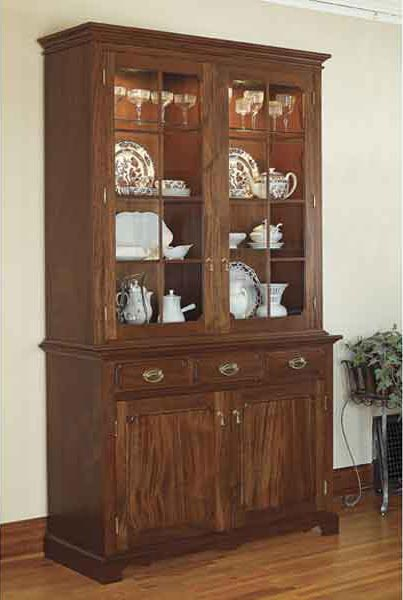 Heirloom China Cabinet