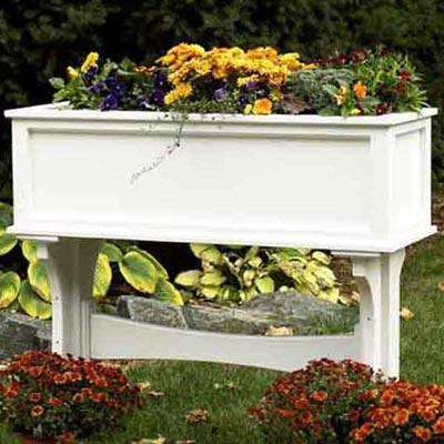 Freestanding Planter Box