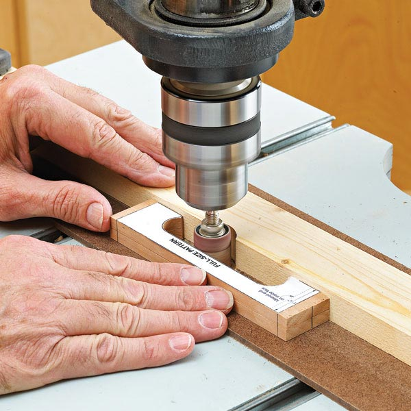 Drum-Sanding Guide Woodworking Plan, Workshop & Jigs Jigs & Fixtures Workshop & Jigs $2 Shop Plans