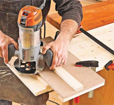 Perfect Half-Lap Jig Woodworking Plan, Workshop & Jigs Jigs & Fixtures Workshop & Jigs $2 Shop Plans
