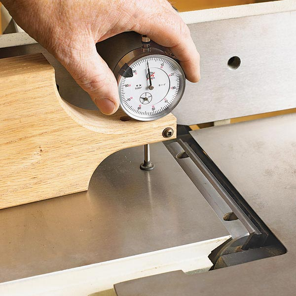 Zero-In perfection: Jig For Adjusting Jointer Knives Woodworking Plan, Workshop & Jigs Jigs & Fixtures Workshop & Jigs $2 Shop Plans