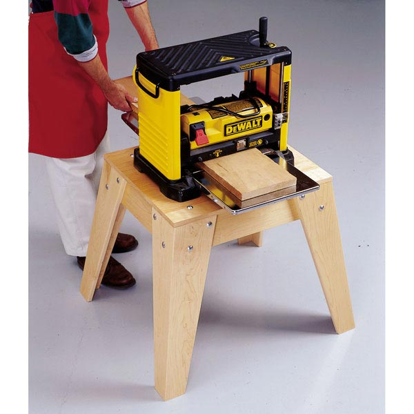 Leg Stand for Stationary Tools Woodworking Plan, Workshop & Jigs Tool Bases & Stands Workshop & Jigs $2 Shop Plans