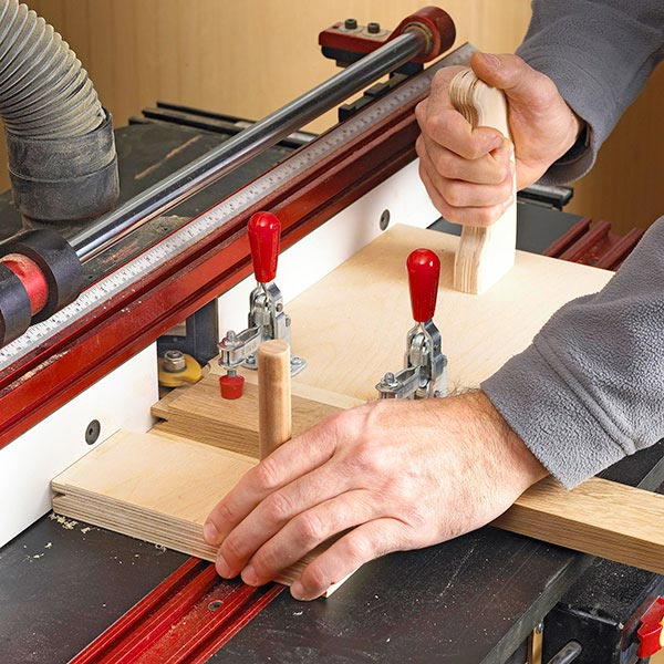 Router-Table Cope-Cutting Sled Woodworking Plan, Workshop & Jigs Jigs & Fixtures Workshop & Jigs $2 Shop Plans