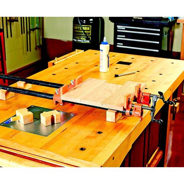 Clamp Support U-Blocks Woodworking Plan, Workshop & Jigs Jigs & Fixtures Workshop & Jigs $2 Shop Plans