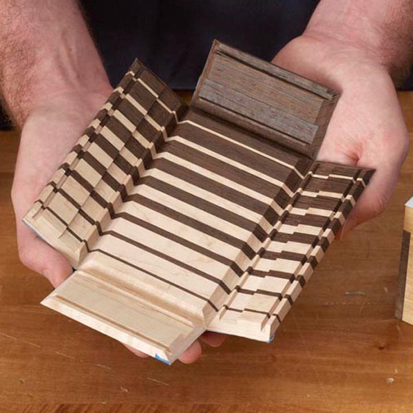 Fold-Up Keepsake Box Woodworking Plan, Gifts & Decorations Boxes ...