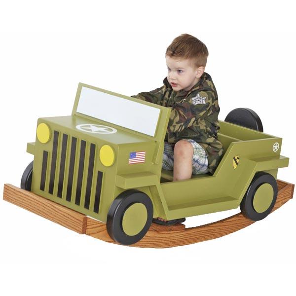 Rocking Truck