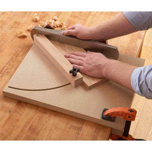Shooting Board Woodworking Plan, Workshop & Jigs Jigs & Fixtures Workshop & Jigs $2 Shop Plans