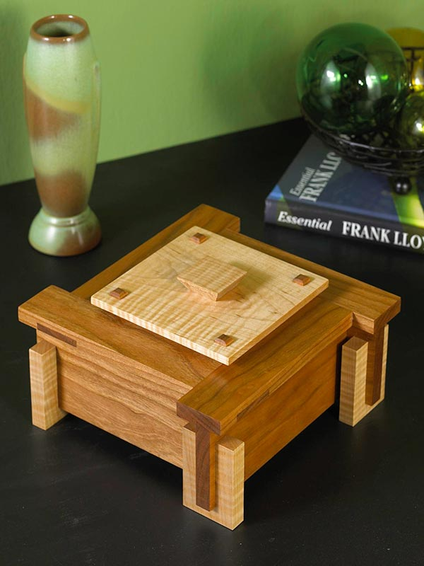 Architectural Keepsake Box